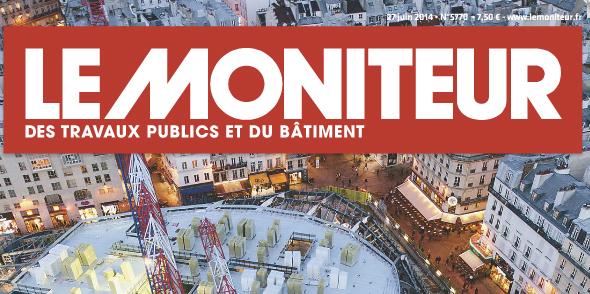 Le Moniteur des Travaux Publics et du Bâtime